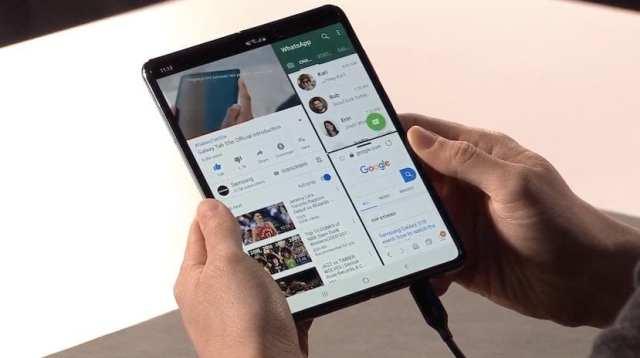 Samsung Galaxy℗ Fold