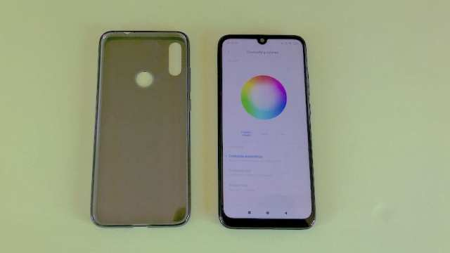 Redmi Note 7 Pantalla