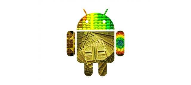 Android nombres de postres