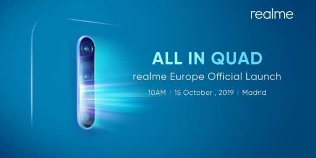 Realme X2 Pro presentacion