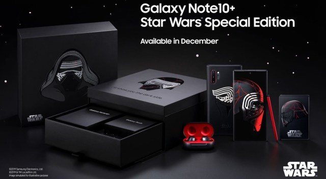 Note 10 - Star Wars Special Edition