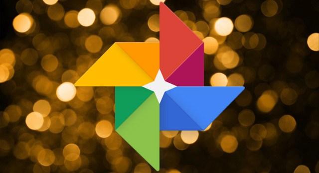 Google fotografías desenfocar fondo