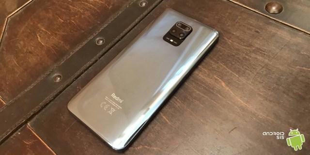 Xiaomi Redmi Note 9 Pro cámara