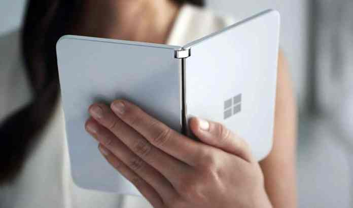 We already know when the Microsoft Surface folding Duo will hit the market