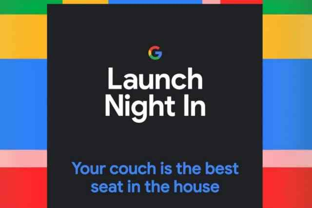 LAunch Google