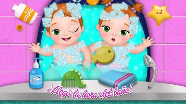 My New Baby 2 – Twins!