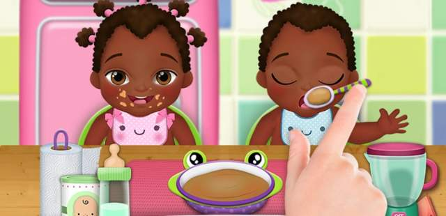 Los mejores games de cuidar bebés para Android