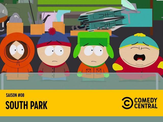 South Park - Comedy Central