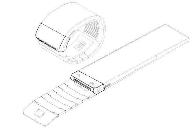 Novità| Samsung già lavora sul nuovo 'orologio