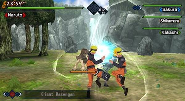 download game ppsspp ukuran kecil rar