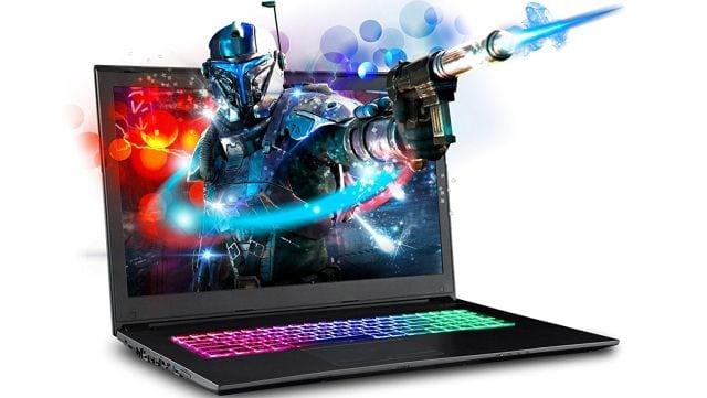 laptop build