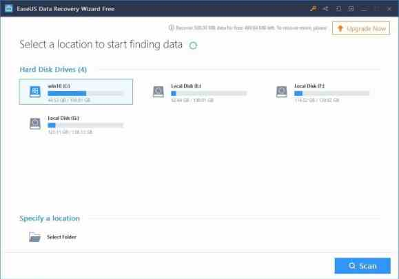 guide to using hard drive recovery