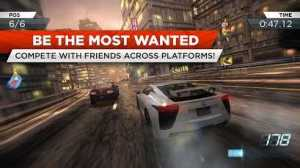 Závodní hra android Need for Speed™ Most Wanted   zavodni hry zabavne hry sport hry oddechove hry hry