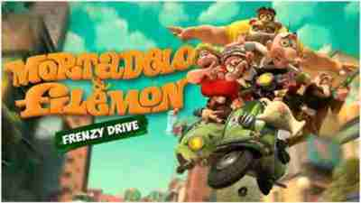 Mort & Phil: Frenzy Drive - android hra, games