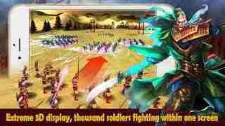 Revengers-Heroes of SanGuo CBT android hry, android game