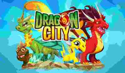 Dragon city - android game, hry