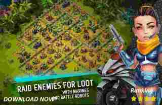 Atomic Heroes - android hra