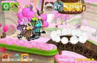 #3 Animoys : Ravenous - android hra
