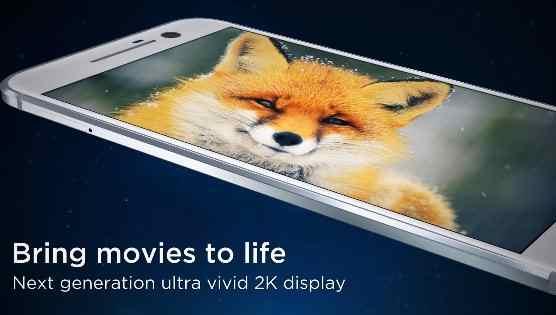 Nová generace VIVID 2K displeje