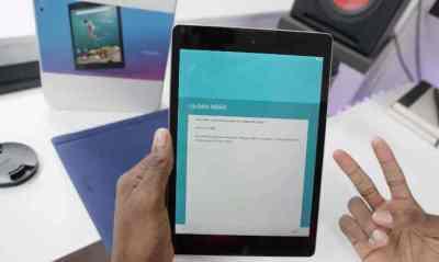 HTC potvrdilo zastavení výroby Nexus 9. Google opouští trh s tablety   novinky