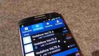 Vodafone Wi-Fi Volání VoLTE