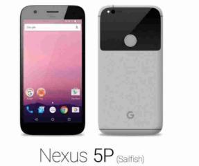 Nexus 5P Sailfish, Android 7.0 Nugát, Androiduj.cz