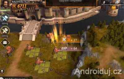 War and Alliances - android hra
