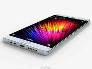 Xiaomi Mi Note 2 telefon, 3D dotykový displej