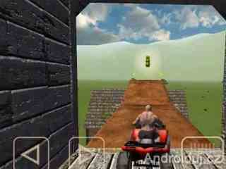 Android hra ke stažení Guts and Wheels 3D