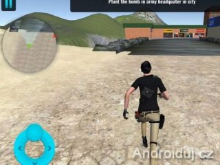 Secret Agent Stealth Mission android hra