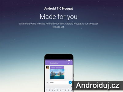 Android Nugát