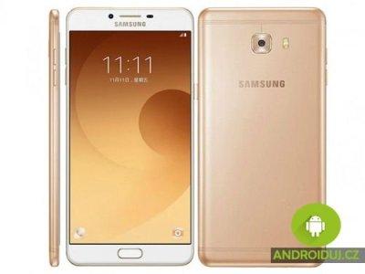 Samsung Galaxy C9 Pro 128GB interní paměti