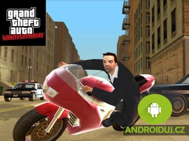 Android hra GTA Liberty City