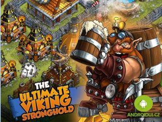 Strategie hry - Vikings Gone Wild