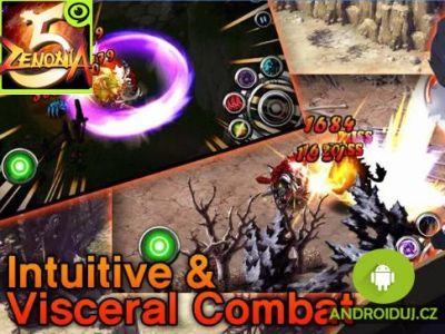 Zenonia 5 android hra zdarma