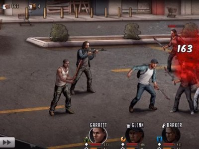 Walking Dead: Road To Survival android