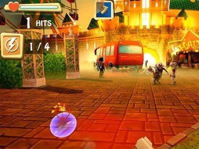 Android hra ke stažení: ZOMBIE AnnihilatoR