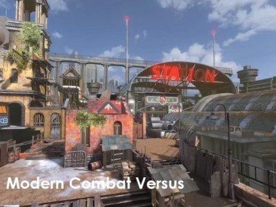 Hra Modern Combat Versus