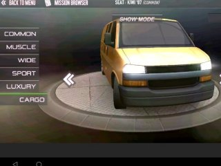 Streets Unlimited 3D hra na mobil android