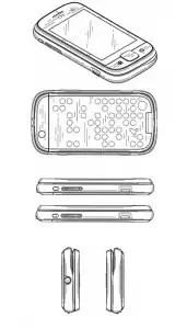 Motorola Morrison, ecco gli schizzi del designer