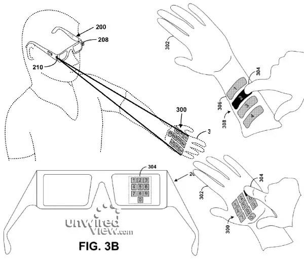 Come controlleremo Google Glass? Ma ovviamente con una
