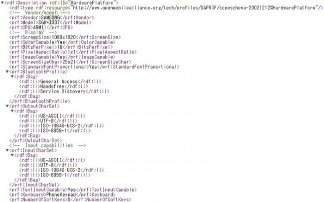 Samsung Galaxy S IV: questo codice conferma la sua