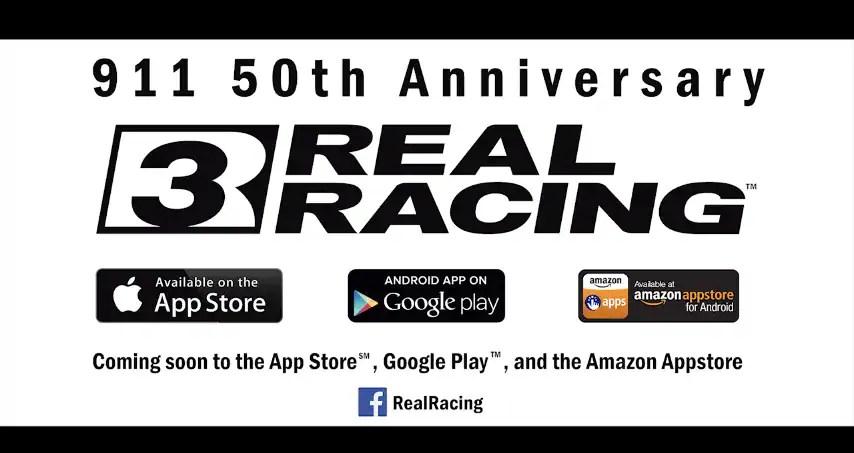Real Racing 3: in arrivo il Porsche update per il 50