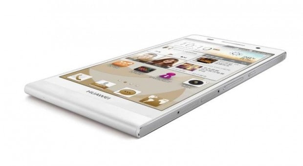 Huawei Ascend P6S 3