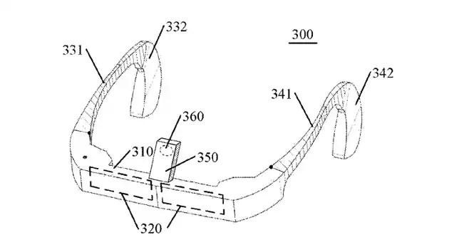 Nuovi occhiali in stile Google Glass di Lenovo appaiono