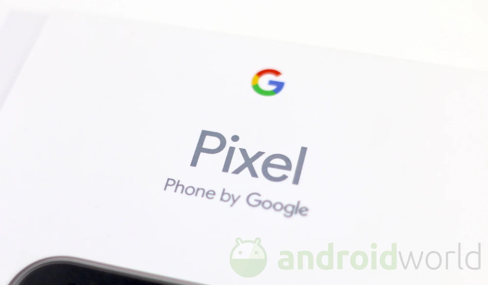 I nuovi firmware per Pixel e Nexus con le patch di ottobre