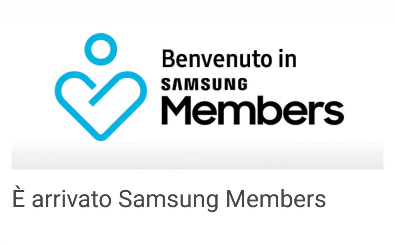 Samsung Members è la nuova app esclusiva per i prodotti