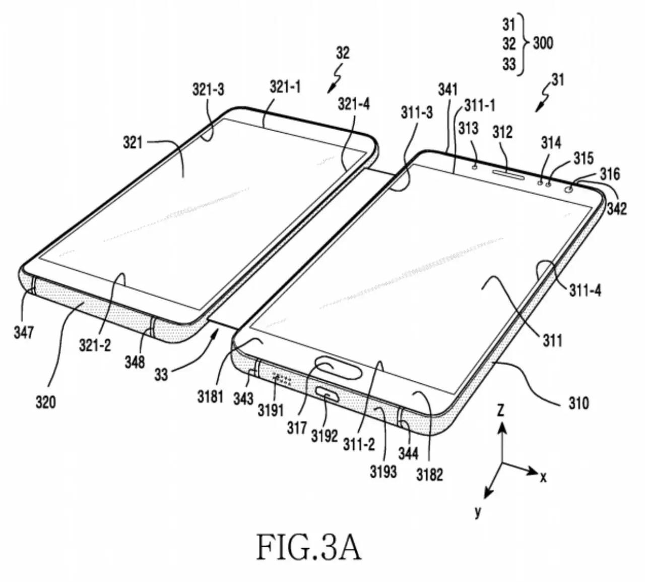 Samsung al lavoro anche su uno smartphone