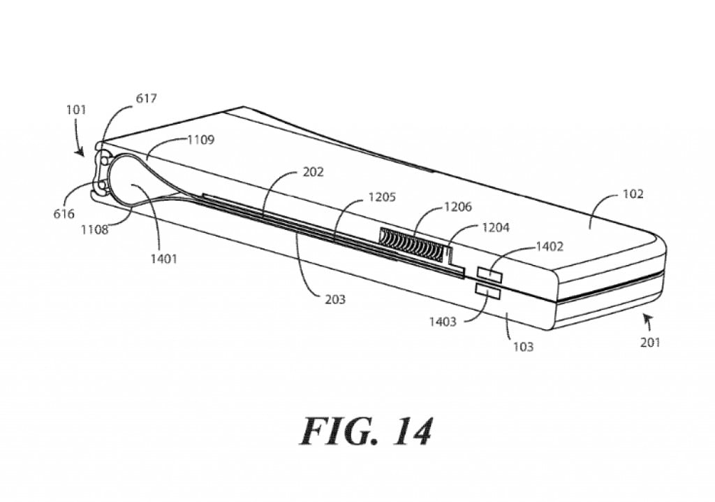 Lenovo registra un brevetto per uno smartphone pieghevole