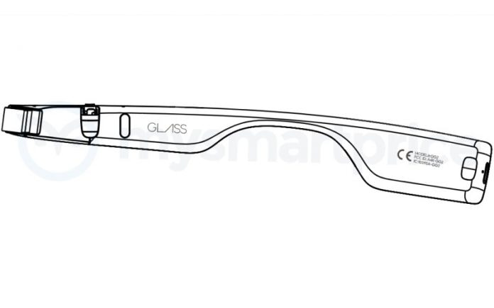 I nuovi Google Glass Enterprise Edition 2 appaiono in un